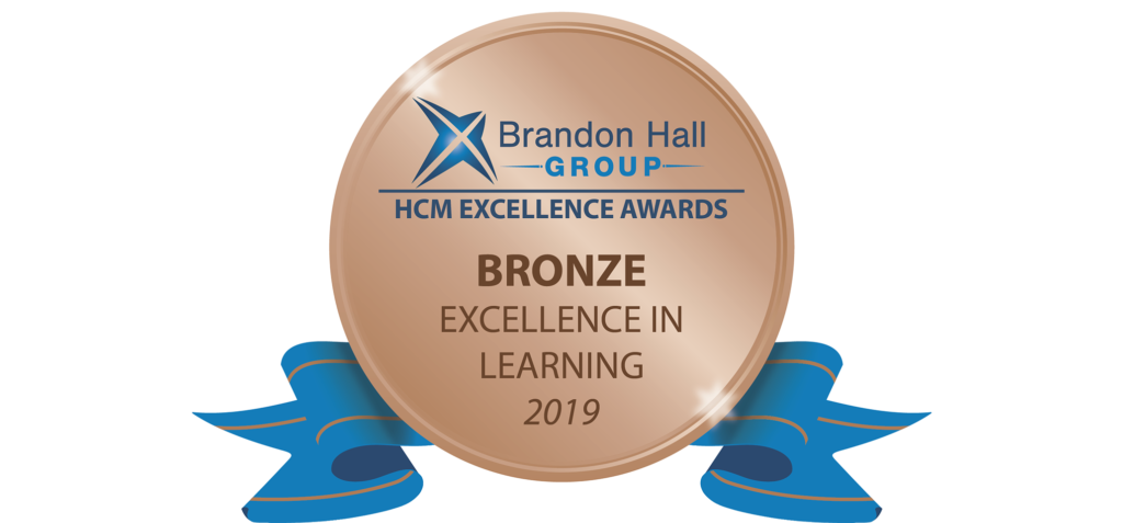Brandon Hall Award 2019