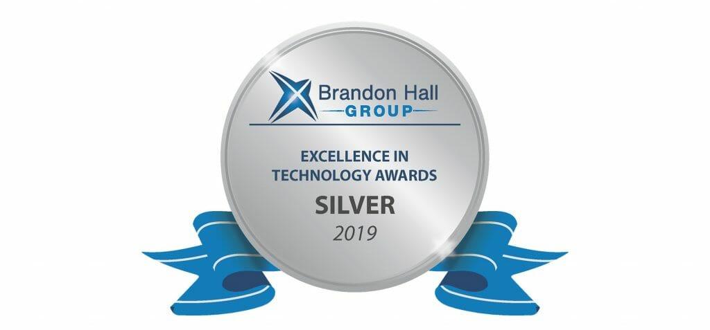 Brandon Hall Tech Award 2019