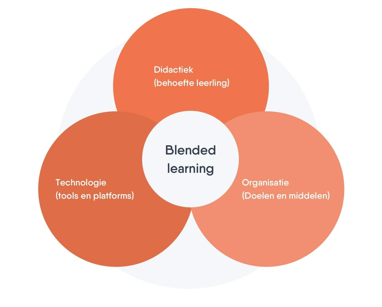 blended learning definitie